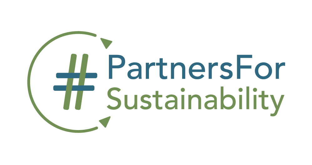 #PartnersForSustainability